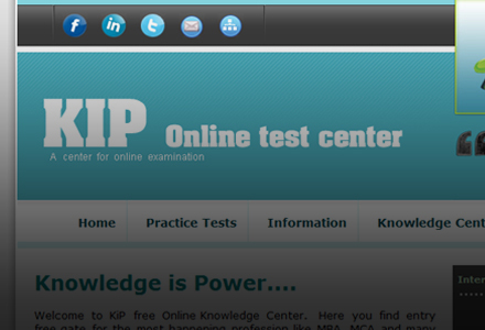 KIP - Knowledge is Power - Online Examination